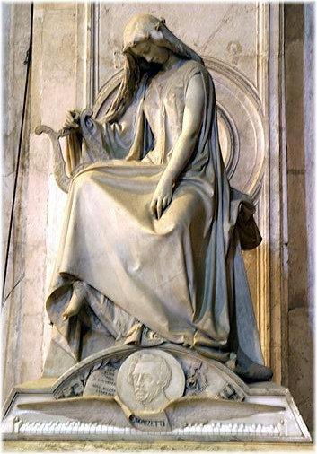 Tomba di Donizetti
