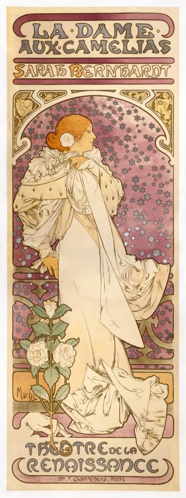 Alfons_Mucha_-_1896_-_La_Dame_aux_Camélias_-_Sarah_Bernhardt