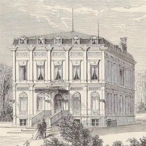 La casa di Rossini a Passy
