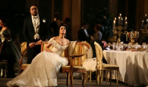 Ramon Vargas e Angela Gheorghiu in La Traviata